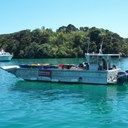 Rubbish barge returns for Bay of Islands boaties