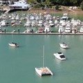 Moorings and marinas