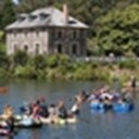 Kerikeri High School Raft Race